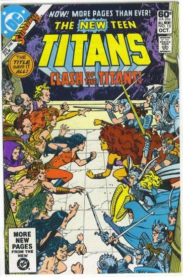 New Teen Titans # 12, 9.4 NM