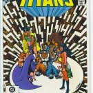 New Teen Titans # 27, 9.2 NM -
