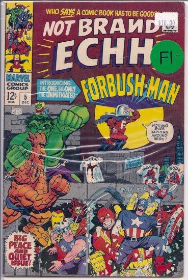 Not Brand Echh # 5, 5.5 FN -