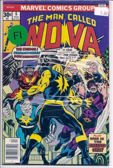 Nova # 6, 6.0 FN