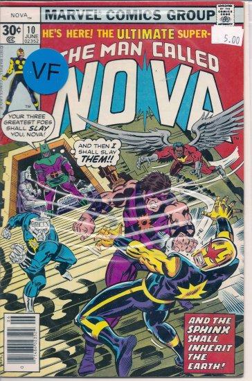 Nova # 10, 8.0 VF