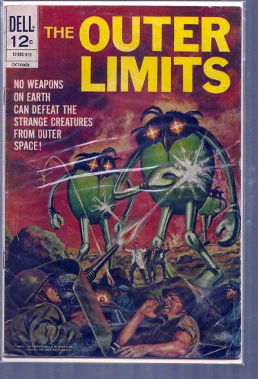 OUTER LIMITS # 17, 4.0 VG