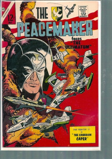 PEACEMAKER # 2, 8.0 VF