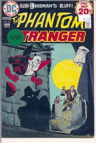 Phantom Stranger # 33, 7.0 FN/VF