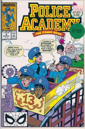 Police Academy # 4, 7.0 FN/VF