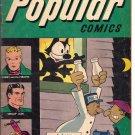 POPULAR COMICS # 118, 4.0 VG