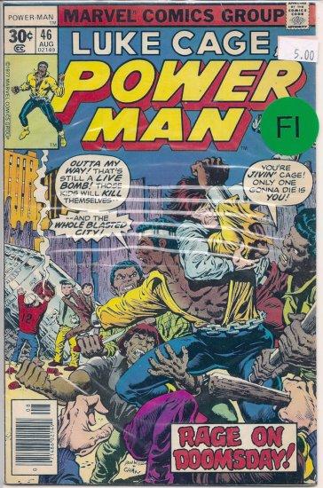 Power Man # 46, 6.0 FN