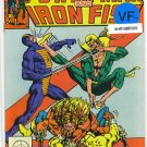 Power Man # 84, 7.5 VF -