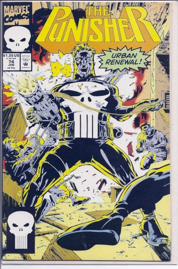 PUNISHER # 74, 9.2 NM -