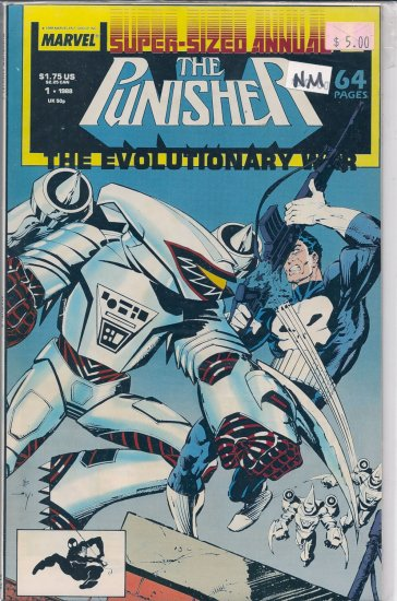 Punisher Annual # 1, 9.2 NM -