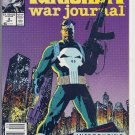PUNISHER WAR JOURNAL # 8, 9.0 VF/NM