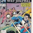 PUNISHER WAR JOURNAL # 22, 9.2 NM -