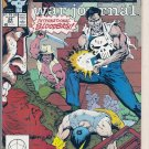 PUNISHER WAR JOURNAL # 24, 9.2 NM -
