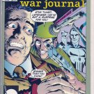 PUNISHER WAR JOURNAL # 37, 8.0 VF