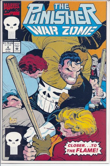 PUNISHER WAR ZONE # 4, 9.2 NM -
