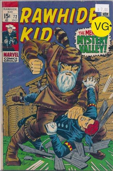 Rawhide Kid # 72, 4.5 VG +
