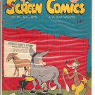 Real Screen Comics # 25, 2.5 GD +
