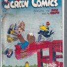 REAL SCREEN COMICS # 28, 1.5 FR/GD