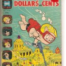Richie Rich Dollars & Cents # 27, 4.5 VG +