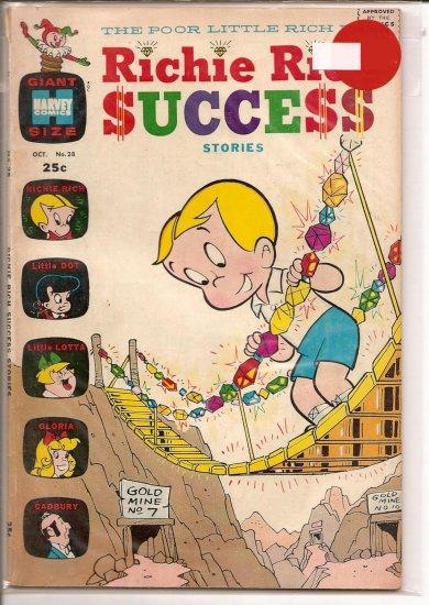 Richie Rich Success Stories # 28, 4.5 VG +