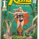 Rima, The Jungle Girl # 1, 7.0 FN/VF