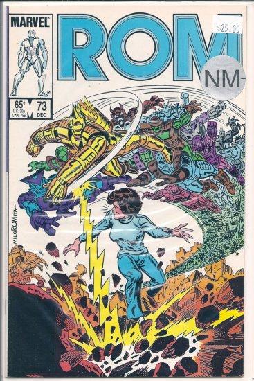 Rom # 73, 9.2 NM -