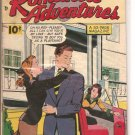 Romantic Adventures # 2, 3.5 VG -