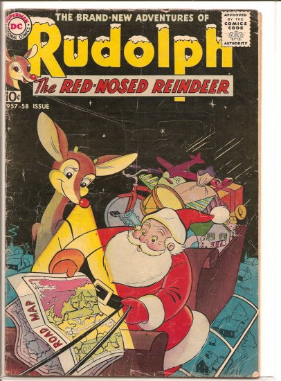Rudolph, The Red-Nosed Reindeer, 2.0 GD