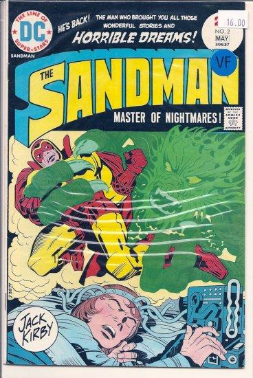 Sandman # 2, 8.0 VF