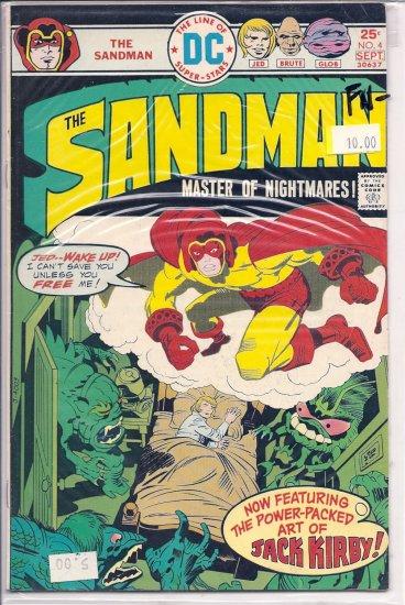 Sandman # 4, 5.5 FN -