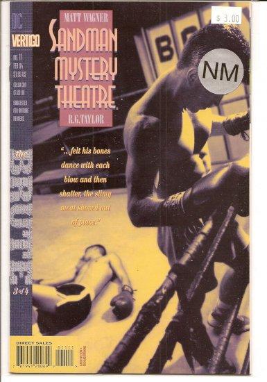 Sandman Mystery Theatre # 11, 9.4 NM