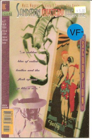 Sandman Mystery Theatre # 17, 7.5 VF -