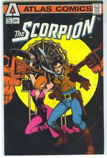 Scorpion # 1, 8.0 VF