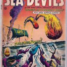 SEA DEVILS # 13, 3.0 GD/VG