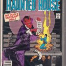 SECRETS OF HAUNTED HOUSE # 10, 4.5 VG +