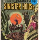 Secrets of Sinister House # 6, 8.0 VF