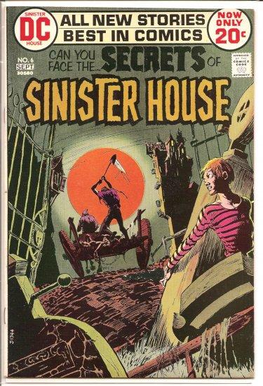 Secrets of Sinister House # 6, 7.0 FN/VF
