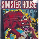 Secrets Of Sinister House # 8, 4.0 VG
