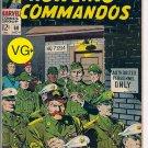 Sgt. Fury # 60, 4.5 VG +