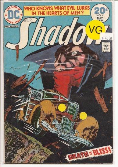 Shadow # 4, 4.0 VG