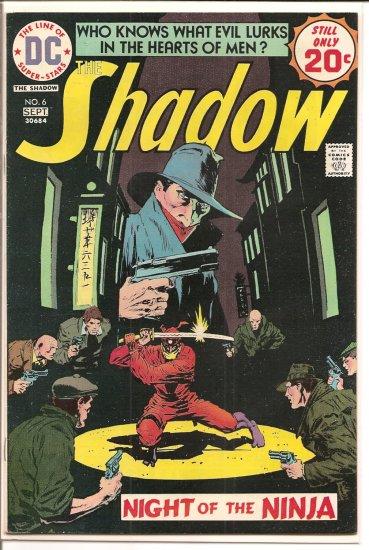 Shadow # 6, 5.5 FN -