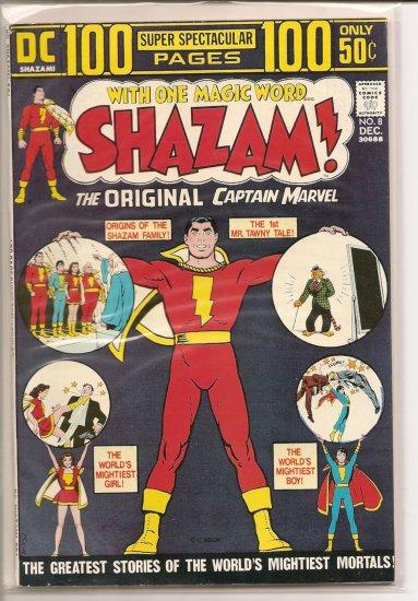 Shazam! # 8, 7.0 FN/VF