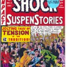Shock Suspenstories # 2, 9.0 VF/NM