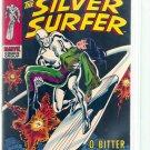 SILVER SURFER # 11, 7.5 VF -