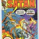 Son Of Satan # 1, 4.5 VG +