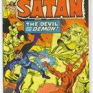 Son Of Satan # 3, 4.5 VG +