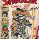 SPARKLER COMICS # 13, 3.0 GD/VG