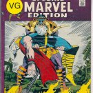 Special Marvel Edition # 4, 4.0 VG