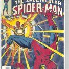 SPECTACULAR SPIDER-MAN # 3, 8.5 VF +