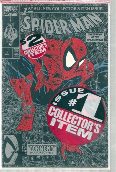 SPIDER-MAN # 1, 9.4 NM